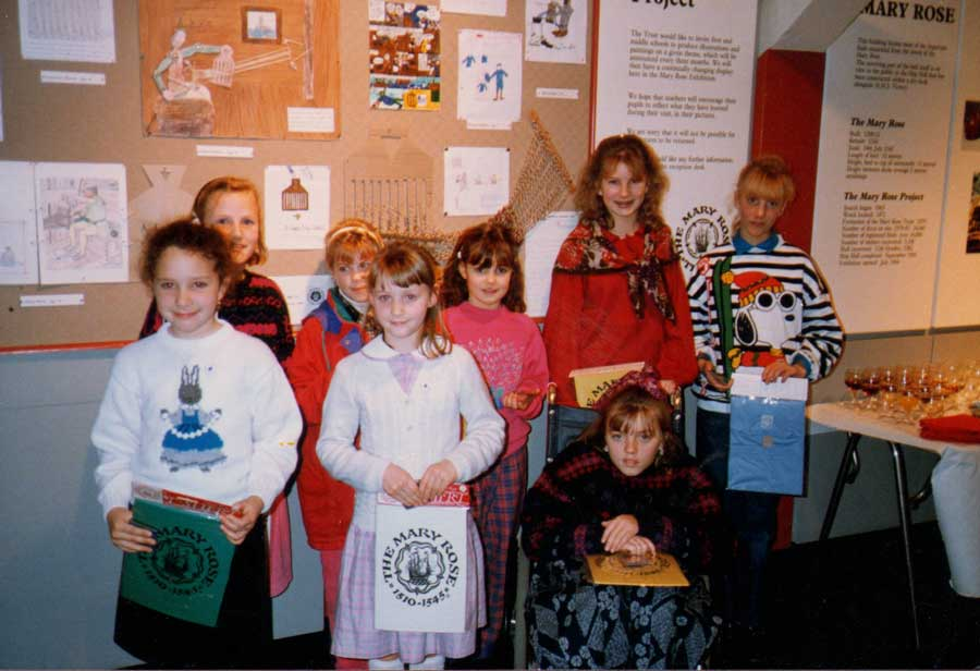 Blue Peter Mystery Objects Winners
