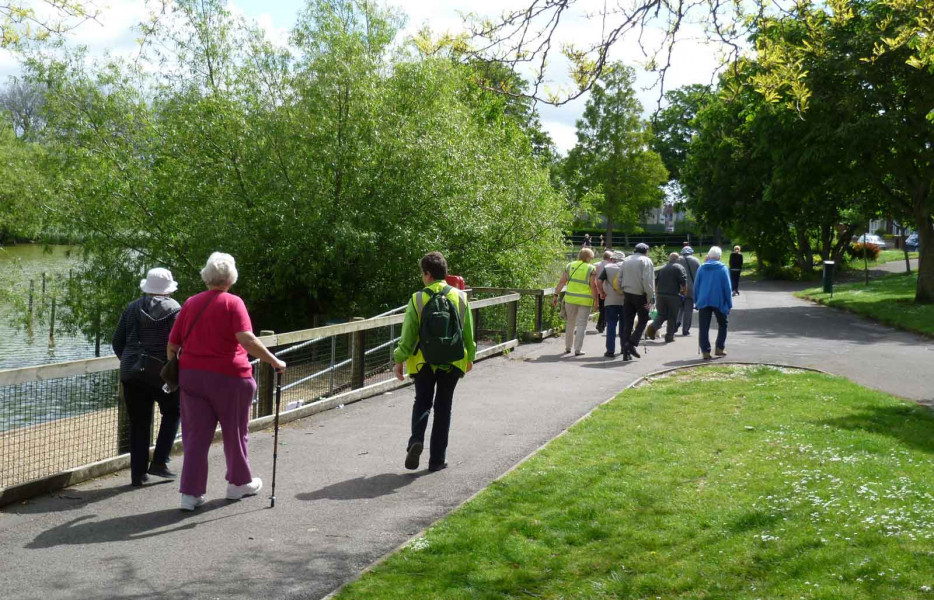 Portsmouth Healthy Walks