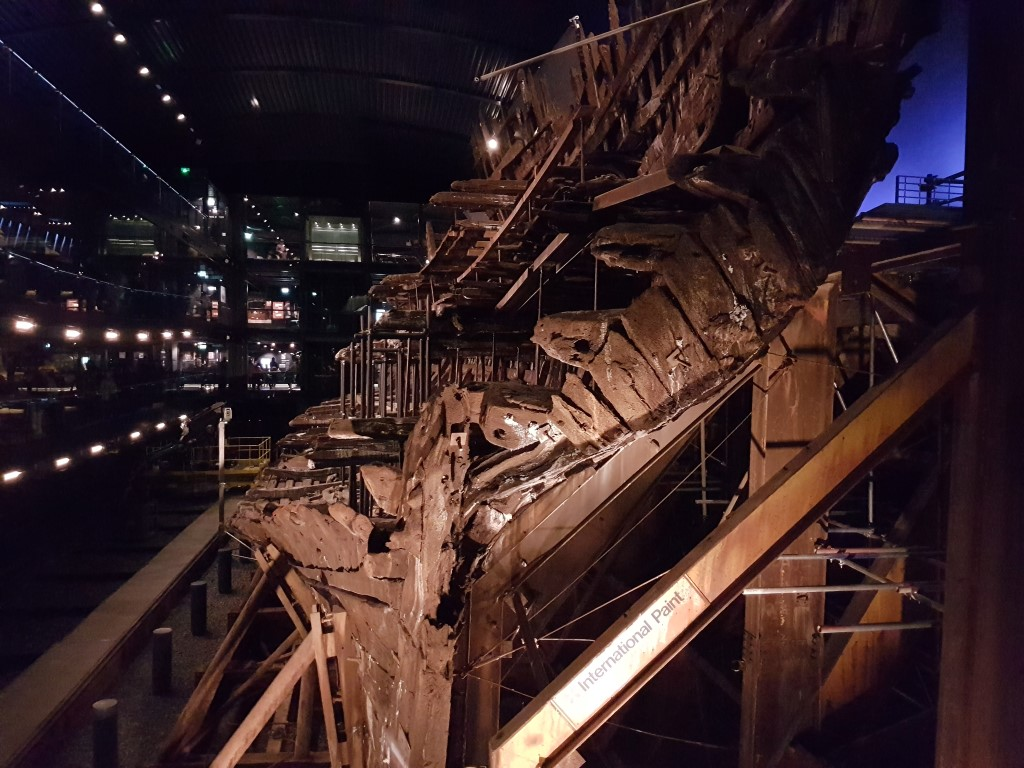 The Mary Rose from the Men of the Lower Deck