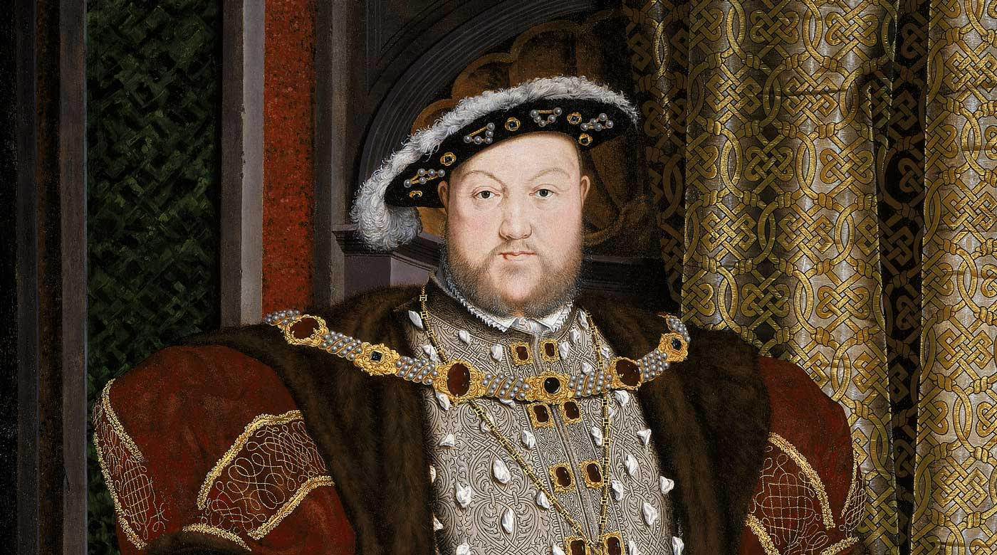Henry VIII (post conservation) c. Walker Art Gallery, National Museums Liverpool