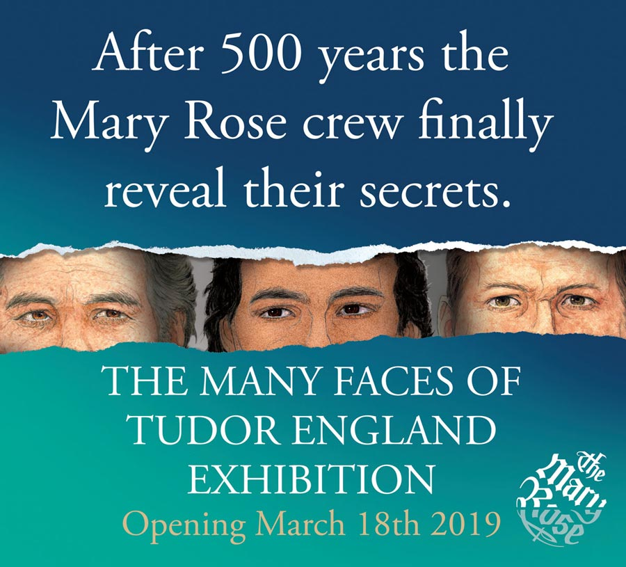 The Many Faces of Tudor England Exhibition