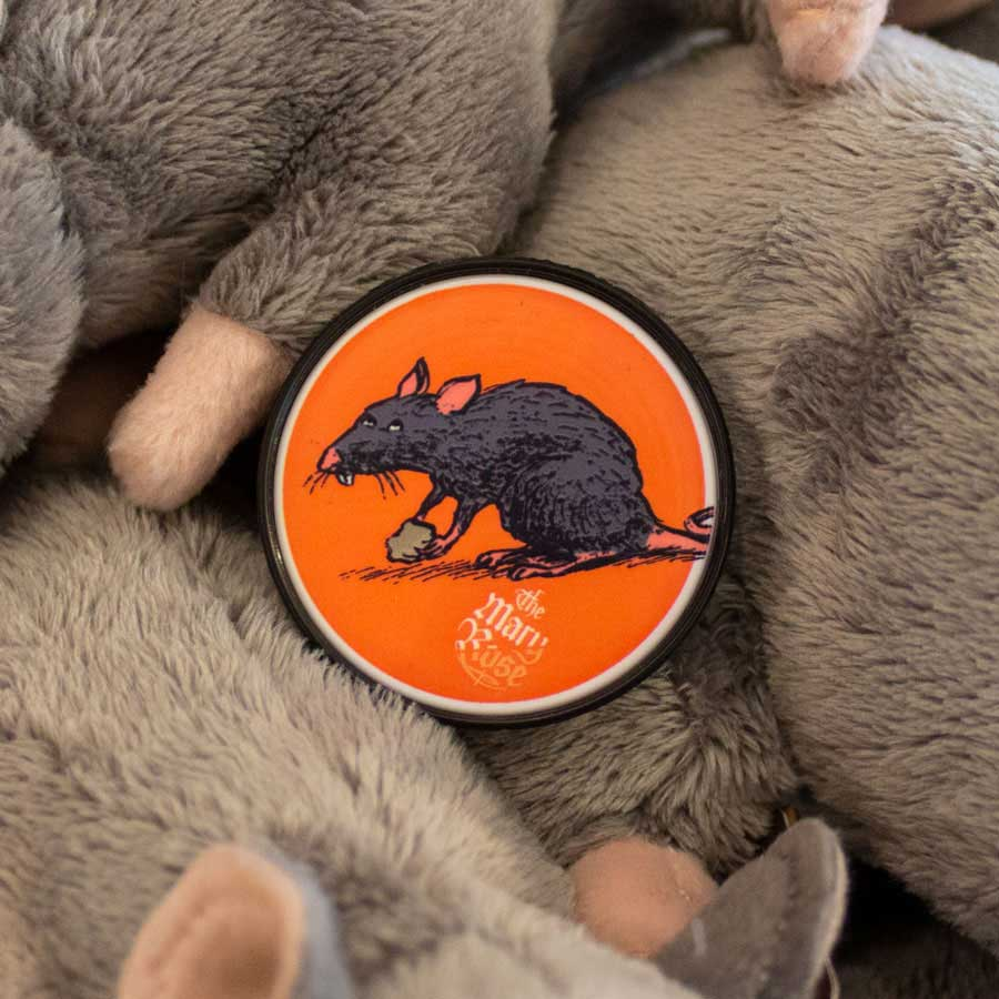 Pop Badge Rat