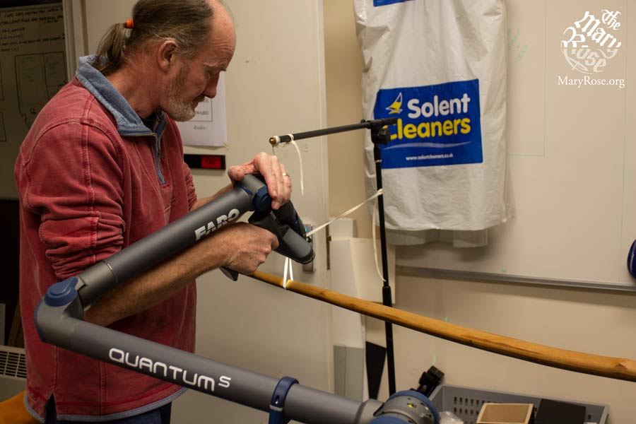 Scanning Longbows