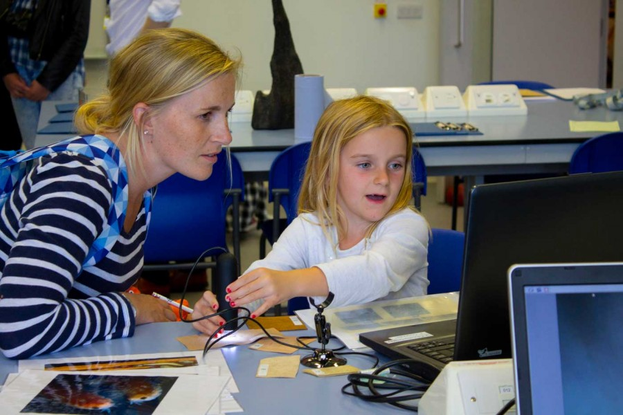 Science Week at The Mary Rose