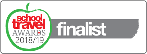 School Travel Awards finalist 2018/19