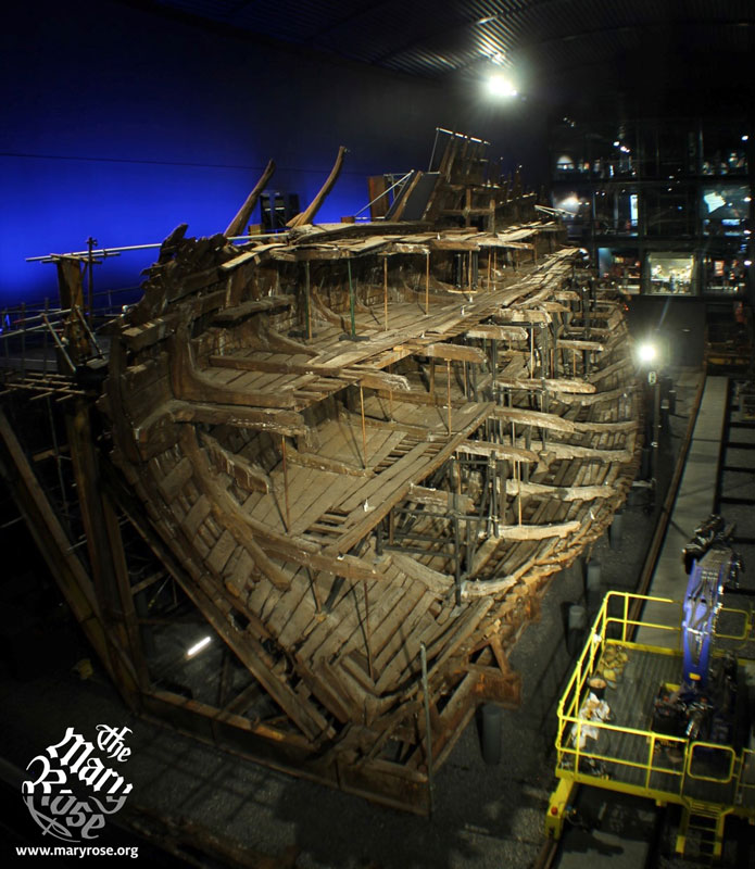 The Mary Rose Mrt